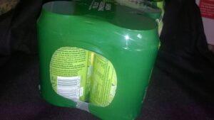 Alfatechnics open krimp bundelverpakking met PE krimpfolie voor consumergoods 3