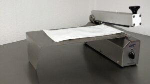 Lasbalk in Inox uitvoering. TypeTS - RVS