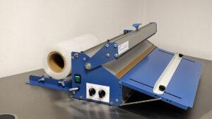 Lasbalk met magneetsluiting. Type SMS 350-500-700-1000