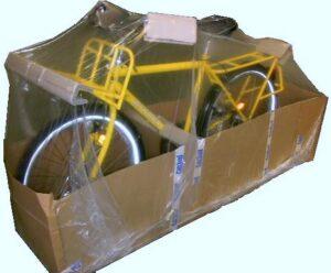 krimpfolie verpakking voor bescherming tijdens transport