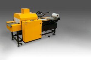 Krimpfolieverpakkingsmachines Alfatechnics Combi hoeklasser krimptunnel groot.