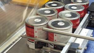 Bundelpacker BP-producten bundelen en krimpverpakken zonder tray. Open krimp als transportverpakking.